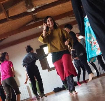 danza terapia barcelona